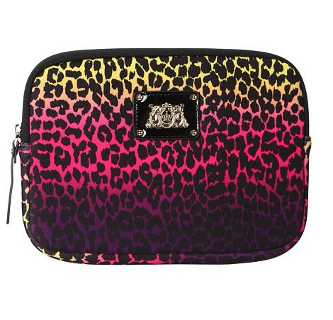 Juicy Couture Ombre Leopard iPad Case